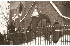 Poświęcenie nowych dzwonów (1964)
