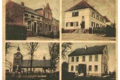Kościół i miejscowość (przed 1935)