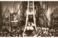 Wizyta cudownego obrazu Matki Boskiej Częstochowskiej
