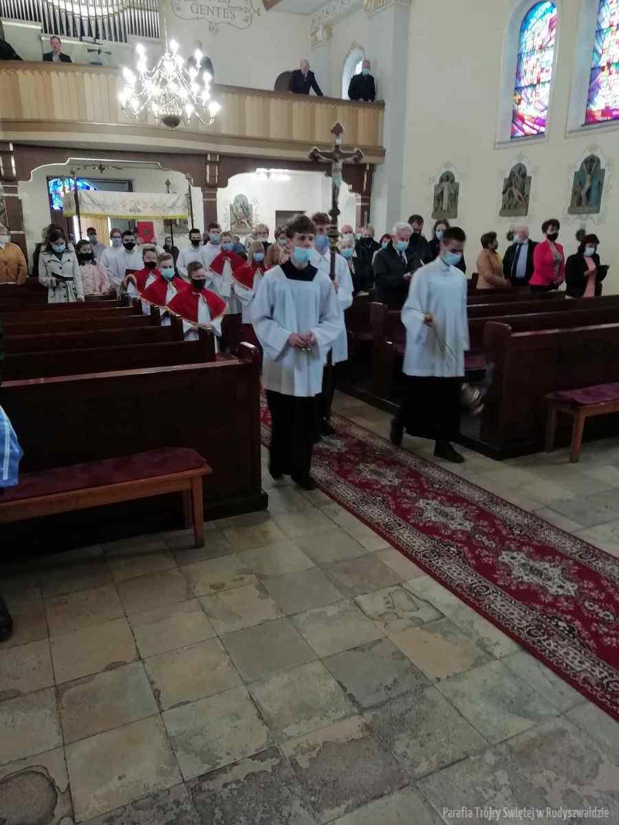 Odpust parafialny (2021)