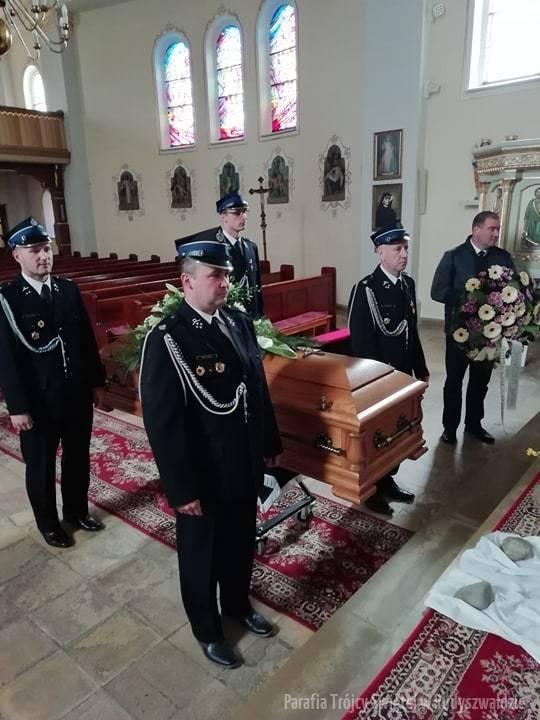 Pożegnanie śp.ks.prałata Adama Igielskiego (2020)