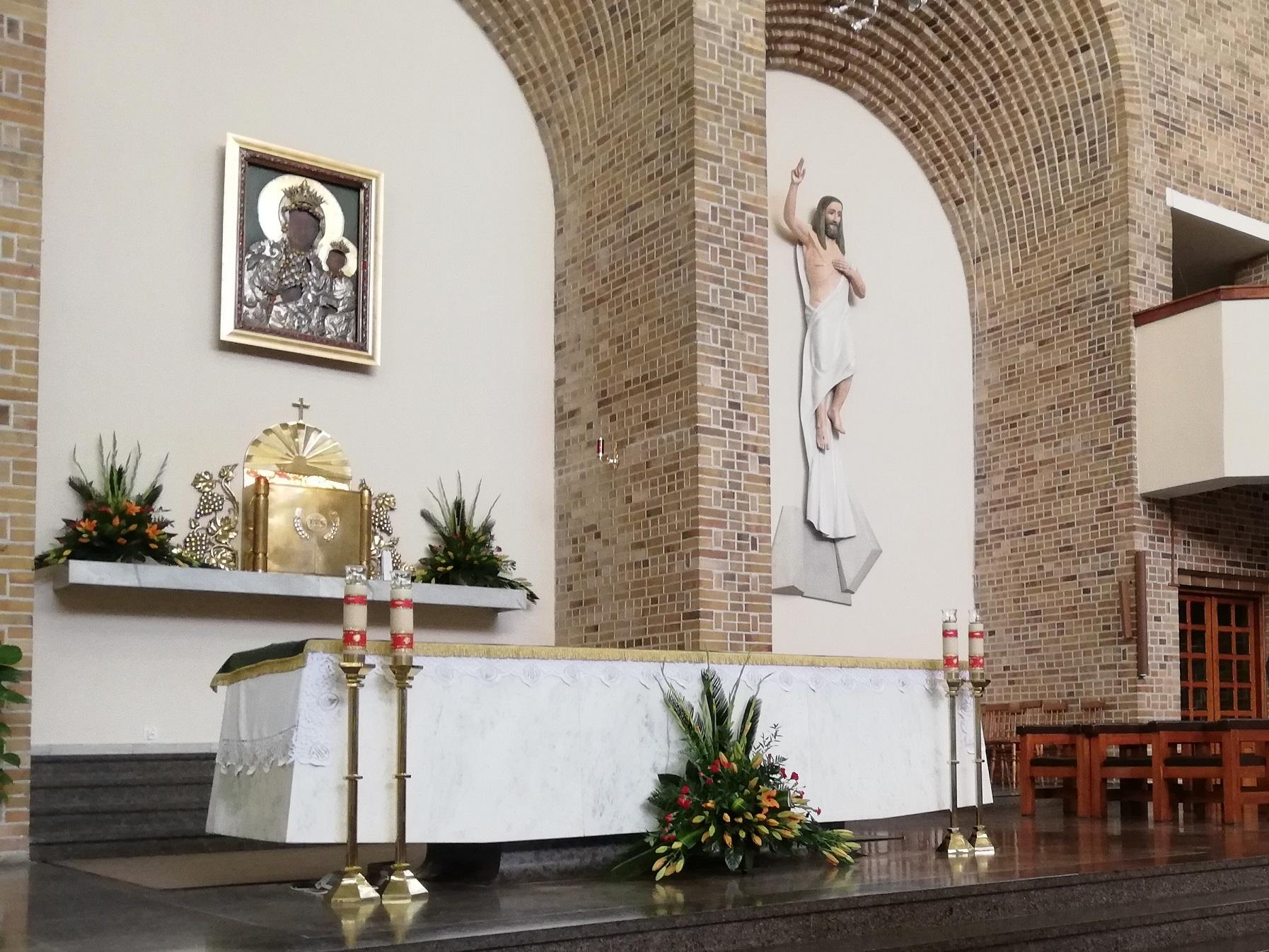Wspomnienie pielgrzymki parafialnej poziemi sądeckiej