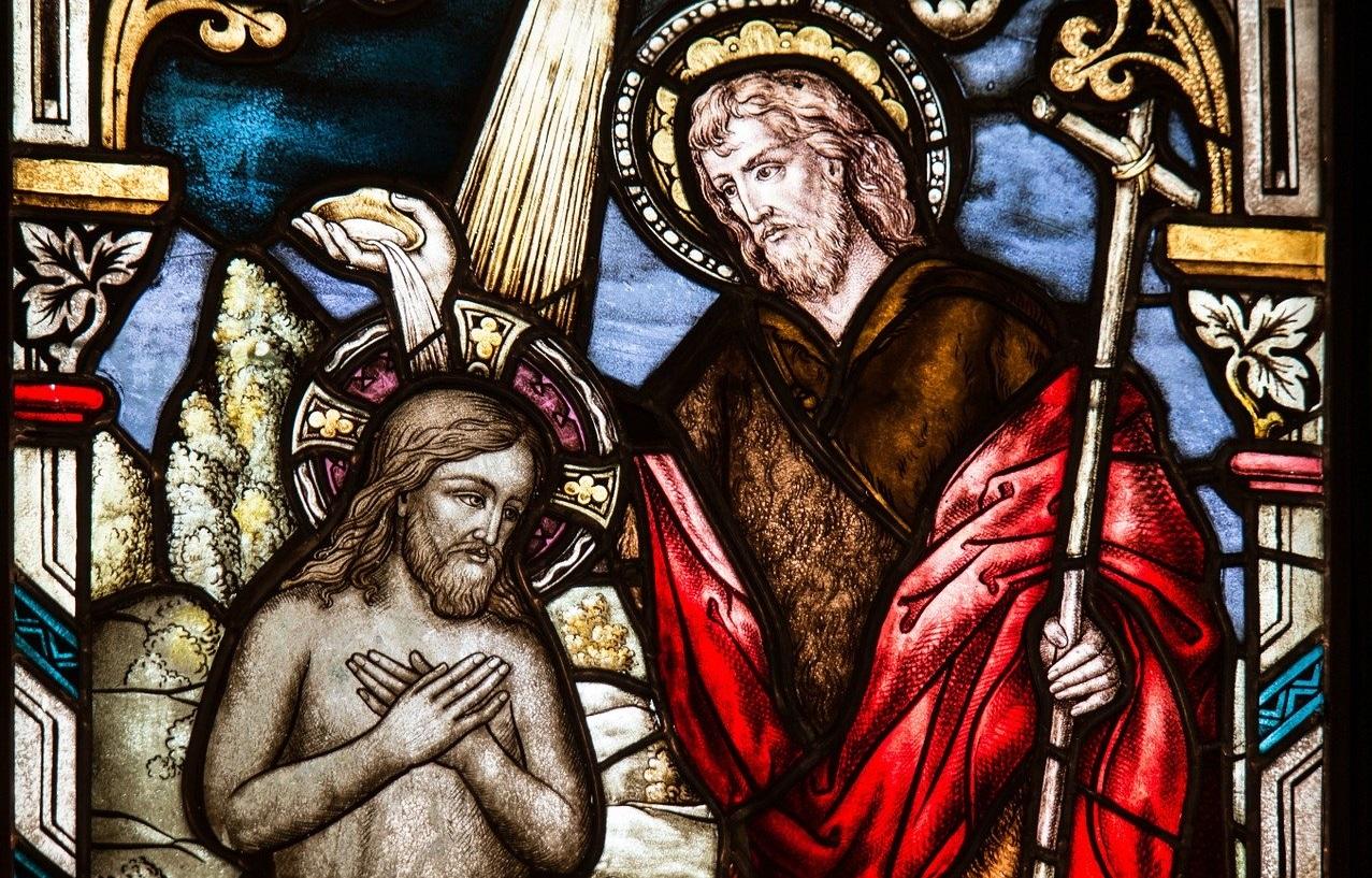 Niedziela Chrztu Pańskiego