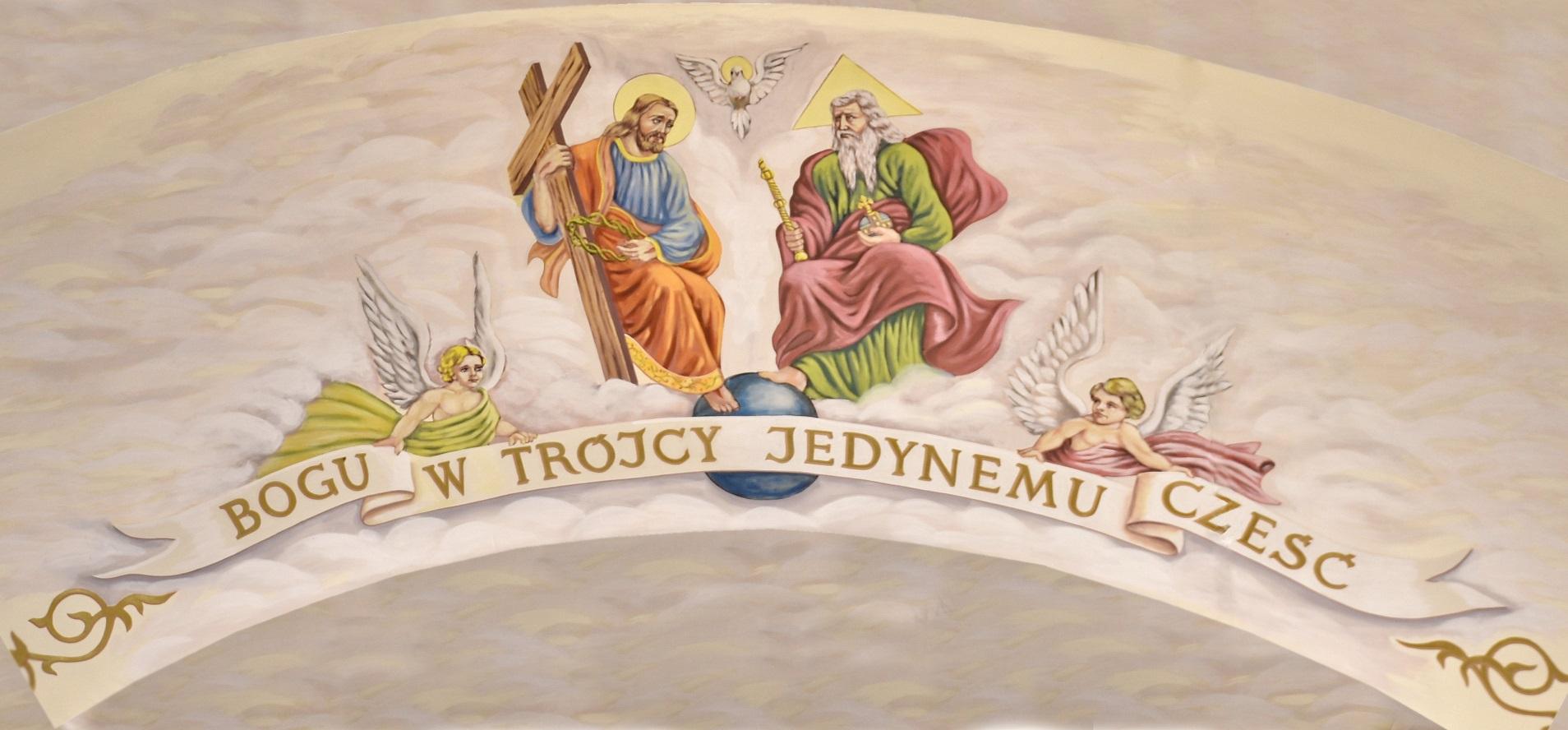 Chwała Ojcu iSynowi, iDuchowi Świętemu
